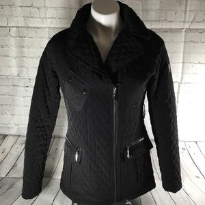Blanc Noir | Quilted Jacket